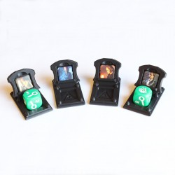 Elder Sign - Set of 4 Stands