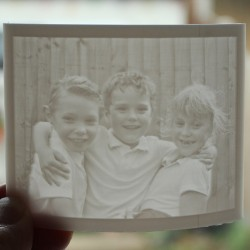3D Photo - Lithophane Curved