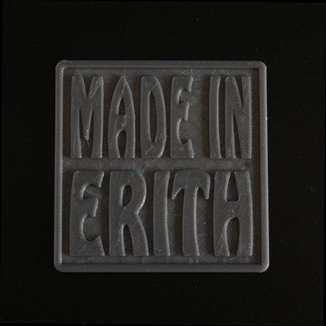 Coaster - Made in Erith