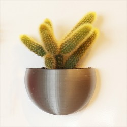 Magnetic Planter - Cylindrical 50mm